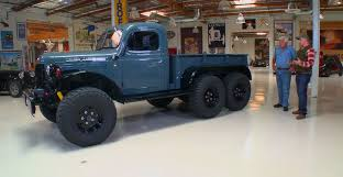 A Cummins-Powered 6x6 Dodge Power Wagon Is Badass Like Your Granddad ... Hot August Nights Quick Feature 1942 Dodge Wc53 Onallcylinders A Cumminspowered 6x6 Power Wagon Is Badass Like Your Granddad Dezjohn3313s Favorite Flickr Photos Picssr Tow Truck For Sale Classiccarscom Cc979937 Ram Pictures Information And Specs Autodatabasecom Luxury Trucks Easyposters Coe Cars Trucks Vehicle Doktor Dolam Jaguar Pickup Information Momentcar Legacy Visits Jay Lenos Garage 34 Ton Sale