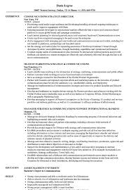 Communications Strategy Resume Samples | Velvet Jobs Research Essay Paper Buy Cheap Essay Online Sample Resume Good Example Of Skills For Resume Awesome Section Communication Phrases Visual Communications Samples Velvet Jobs Fresh Skill Leave Latter Best Specialist Livecareer How To Make Your Ot Stand Out Potential Barraquesorg Examples 12 Proposal 20 Effective For Rumes Workplace Ptp Sample Mintresume