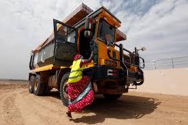 In Pakistan's Coal Rush, Some Women Drivers Break Cultural Barriers ...