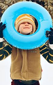 Inflatable Tubes For Toddlers by 20 Activities To Do In The Snow
