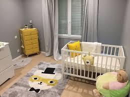 chambre enfant gris nett chambre bebe grise et jaune les 25 meilleures id es de la cat