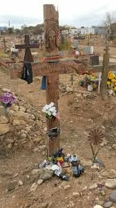100 Dennis Hoppers Pete Garcia Photo Grave Taos NM Headstones And