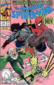 Amazon The Amazing Spiderman 336 Comic Return Of Sinister Six Part Three Erik Larsen Bob Wycek Books