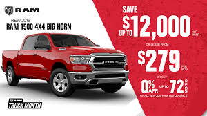 100 Dodge Truck Lease Deals New Chrysler Jeep Ram Special Offers Waukeshas Best
