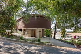 100 Lautner House Palm Springs Circular House In Sherman Oaks By Architect John