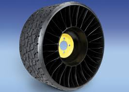 Michelin's Airless Tire, The Tweel, Enters Production Polaris Airless Tires To Go On Sale Next Month Video Used Japanese Truck Tyresradial Typeairless Tires For Dump The Rider Flat Suck And I Cant Wait For Those Tweeljpg 12800 Airless Tyres Pinterest Tired Cars Earth Youtube Bmw Rumored Adopt Michelins Spares Aoevolution Offroad Vehicle With Is Incredibly Tough Cool Military Invention Video Free Images Wheel Air Parking Profile Bumper Wheels Rim Delasso Solid Forklift Trucks Heavyduty Tire These Futuristic Car Never Go Wired Sumitomo Shows Off Toyota Finecomfort Ride
