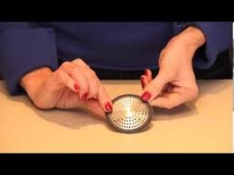 Oxo Sink Strainer Stopper by Oxo Bathtub Drain Protector Youtube