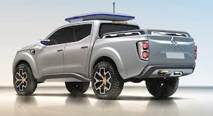 New Renault Alaskan Truck – Cool Concept To Debut At Frankfurt Motor ...