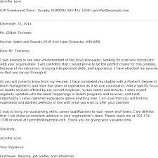 Cover Letter For Service Job Patient Coordinator Resume Sales Sample