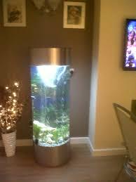 Homemade Lava Lamp Fish Tank by Alan U0027s 210l Stainless Steel Column Tank Http Www