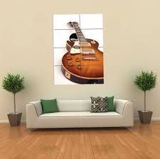 Gibson Guitar Wall Art