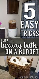 Make Your Guest Bathroom Feel Luxurious For Guests With A Few Simple Steps