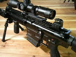 100 Hk Mark 24 HECKLER KOCH HK 417 MR762A1 MARK 23 LEUPOLD M For Sale