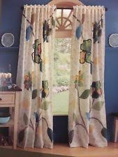 Pier One Curtains Panels by Pier 1 Imports Floral Curtains Drapes U0026 Valances Ebay