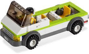 Camper - LEGO CITY Set 7639