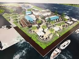 Wharfside Patio Bar Nj by Awesome U0027 Bayfront Beach Bar Restaurant Will Be Built At Traders