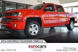2016 Chevrolet Silverado 1500 LTZ Stock # E1136 For Sale Near ...