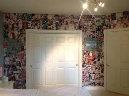 Magazine Collage Wall Omg I Want To Do This So Bad