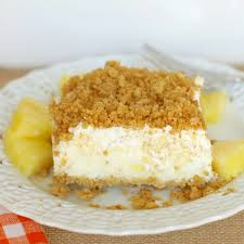 Pineapple Dream Dessert The Country Cook