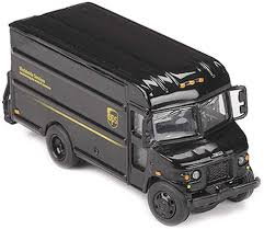100 Ups Truck Toy Amazoncom Norscot UPS P80 Delivery S Games