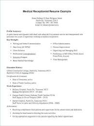 Medical Assistant Resume With No Experience Best Of Resumes Templates Samples