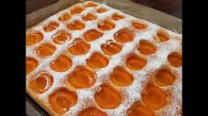 aprikosenkuchen mit joghurt saftig und fluffig blechkuchen mit aprikosen