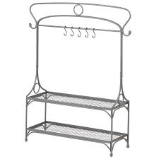 Decorative Metal Garment Rack by Dress Up For Success Wardrobe Rack The Land Of Nod
