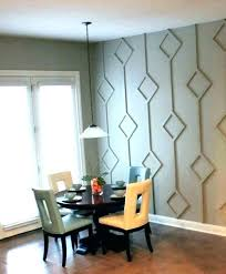 Dining Room Wallpaper Accent Wall Idea Most Popular