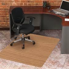 Hard Surface Office Chair Mat by Laminate Wood Design Chair Mats American Floor Mats