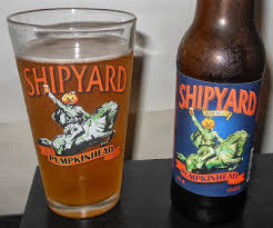 Shipyard Pumpkin Ale Recipe by Horror And Beer October 2011