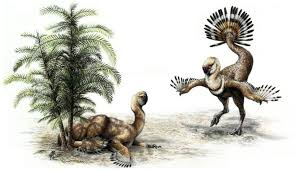Did Feathered Dinosaurs Shake Their Tail Feathers Phenomena