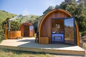 100 Tree Houses With Hot Tubs Stay In Cosy Pods And Soak In Wooden Outdoor Hot Tubs In New