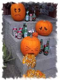 Puking Pumpkin Pattern by Drunk Pumpkins A Gallery On Flickr