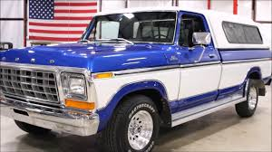 1979 Ford F150 Blue White - YouTube 1979 Ford Trucks For Sale Junkyard Gem Ranchero 500 F150 For Classiccarscom Cc1052370 2019 20 Top Car Models Ranger Supercab Lariat Truck Chip Millard Makes Photographs Ford 44 Short Bed Lovely Lifted Youtube Courier Wikipedia Super 79 Crew Cab 4x4 Sweet Classic 70s Trucks Cars Michigan Muscle Old