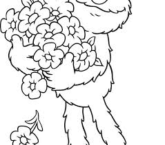 Elmo Coloring Page Free Printable Pages For Kids