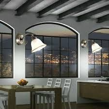 beleuchtung rgb led wandleuchte esszimmer landhaus stil