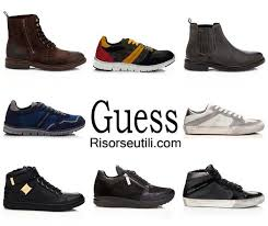 Shoes Guess Fall Winter 2016 2017 Footwear For Men Fashion BootsMen FashionLatest TrendsFor