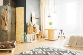 100 Bright Apartment Apartment With Upcycled Furniture For Young Hipster