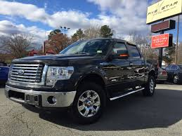 100 Cars And Trucks Llc Five Star Car And Truck 2012 Ford F150 XLTONE OWNER CREW CAB