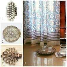 Moroccan Tile Curtain Panels by Curtains Ideas Unusual Curtains Inspiring Pictures Of Curtains