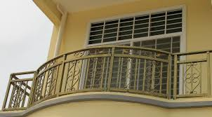 Outdoor And Patio: Top Curved Iron Balcony Railing Mixed With ... Home Balcony Design Image How To Fix Balcony Grill At The Apartment Youtube Stainless Steel Grill Ipirations And Front Amazing 50 Designs Inspiration Of Best 25 Wrought Iron Railings Trends With Gallery Of Fabulous Homes Interior Ideas Suppliers And Balustrade Is Capvating Which Can Be Pictures Exteriors Dazzling Railing Cream Painted Window Photos In Kerala Gate