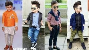 Latest Boys Kids Partywear Outfit Designs Fashion 2017