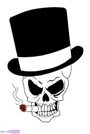 Simple Skull Tattoo Designs Tattoos For Men