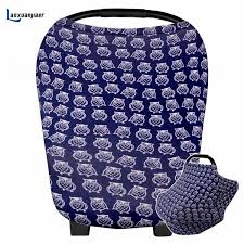 100 High Chair Pattern 2019 Nursing Breastfeeding Cover Scarf Baby Car Seat Cover Canopy