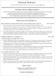 Perfect Resumes Examples Great Resume For Customer Service Of 2015