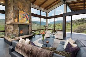 100 Contempory Home Elegant Mountain Contemporary Home In Colorado Radiates With Warmth
