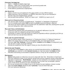 Resume Addressing Letter