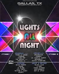 Lights All Night Poster