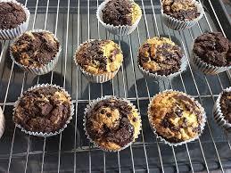low carb kokosmehl muffins
