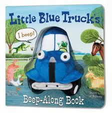 Little Blue Truck's Beep-Along Book | HMH Books Little Blue Truck Party Favors Supplies Trucks Christmas Throw A The Book Chasing After Dear Board Alice Schertle Jill Mcelmurry Darlin Designs The Halloween And Garland Craft Book Nerd Mommy Acvities This Home Of Mine Little Blue Truck Childrens Books Read Aloud For Kids Number Games Based On Birthday Package Crowning Details Vimeo Story Play Teach Beside Me
